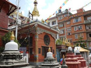 Kathmandu po trzęsieniu ziemi dalej zachwyca!
