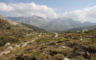 Korsyka, GR 20
