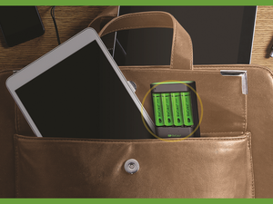 Ładowarka i akumulatory marki GP Batteries