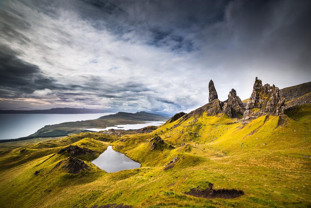 Szkocja, Hebrydy